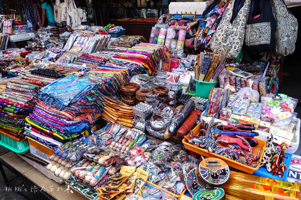 蜜月峇里島》烏布傳統市場 享受殺價與購物的快樂