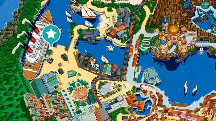 2017東京迪士尼海洋》最新遊樂設施、好玩推薦、達菲相關,攻略懶人包