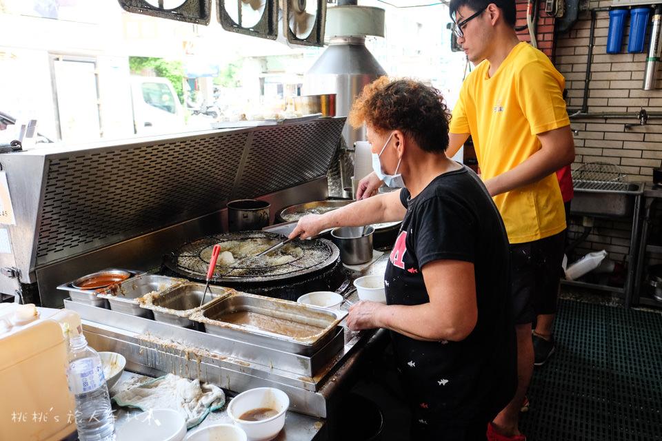 彰化美食》阿三肉圓│吃過有包干貝的高級肉圓嗎?一顆將近100元!!!