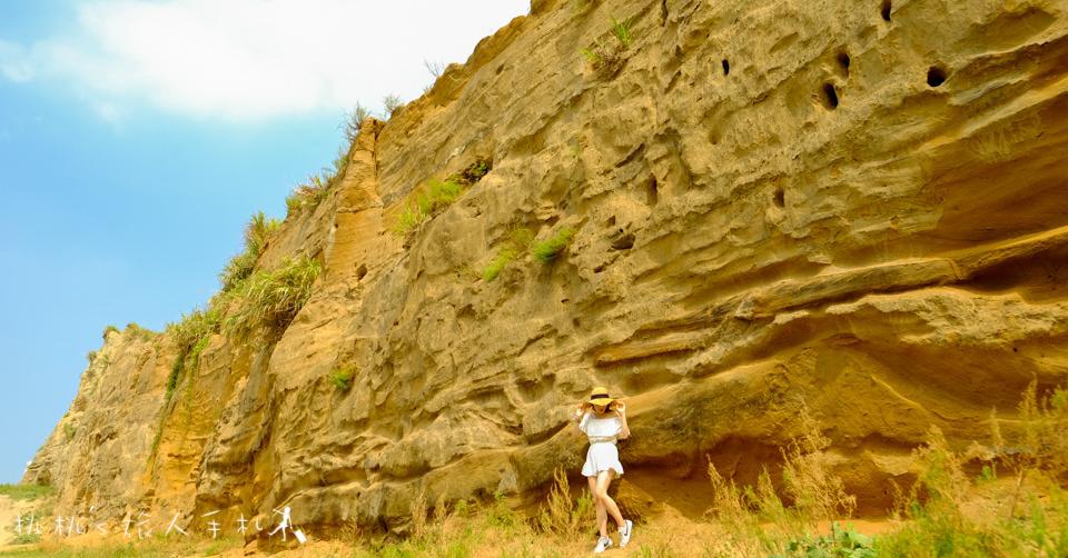 IG打卡祕境》林口水牛坑│大峽谷荒漠景點原來在這裡!