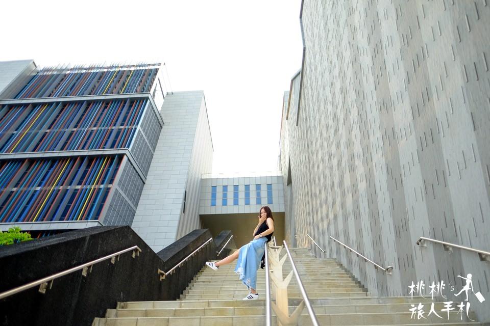 IG打卡景點》台灣戲曲中心│台北士林新地標 園區景點大搜祕