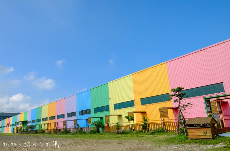 IG打卡景點懶人包》全台熱門彩虹打卡景點總整理│北中南部彩色繽紛去不完