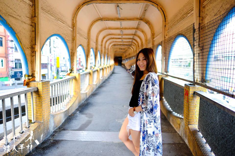 IG打卡景點》基隆舊天橋 中山陸橋│即將拆除走入歷史 再不來就沒機會了!