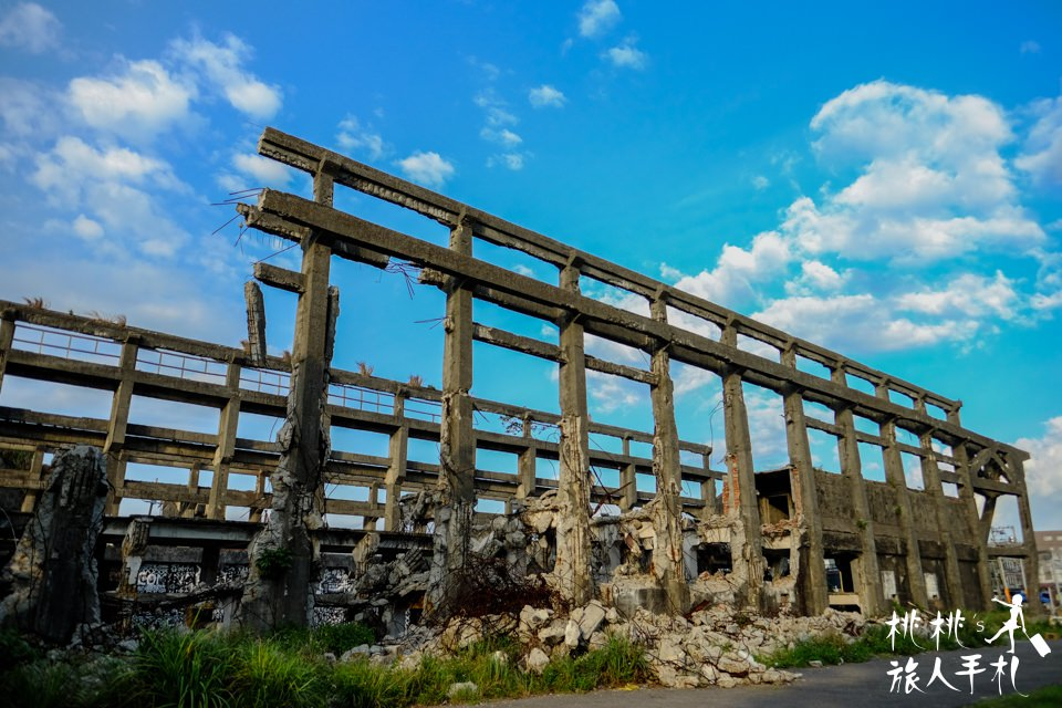 IG打卡祕境》阿根納造船廠遺址│廢墟外拍絕美場景連美國隊長也來過
