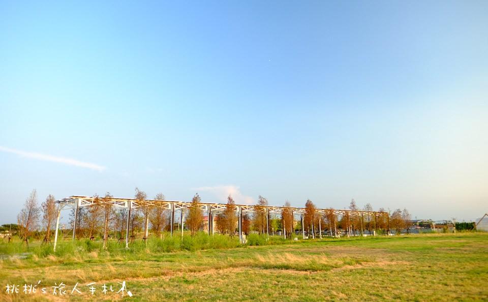 IG打卡景點》桃園新屋氣象站│農博結束場景依在 當地人才知道的美拍私房景點