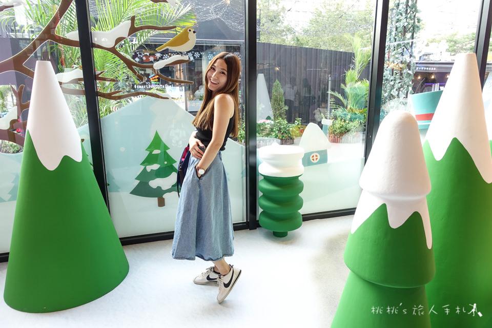 IG打卡景點》Samsung x LINE FRIENDS快閃店限時登場│跟著CHOCO一起來趟粉甜星旅程~