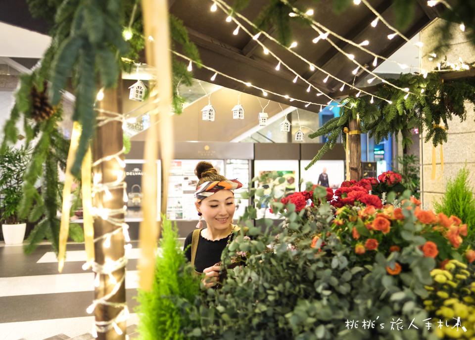 IG打卡景點》2017 BELLAVITA聖誕節 貴婦百貨重現倫敦舊時光│寶麗聖誕城事 復古英倫浪漫造景