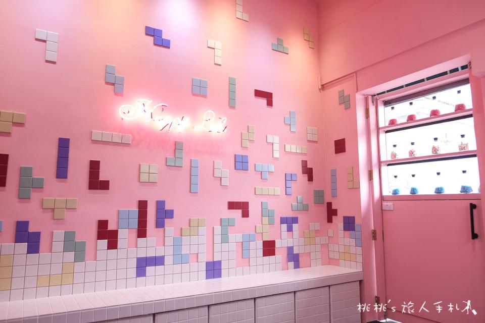 IG打卡景點》嘉義Happy Lab.糖果扭蛋店│打開粉紅販賣機大門 你就是網美!