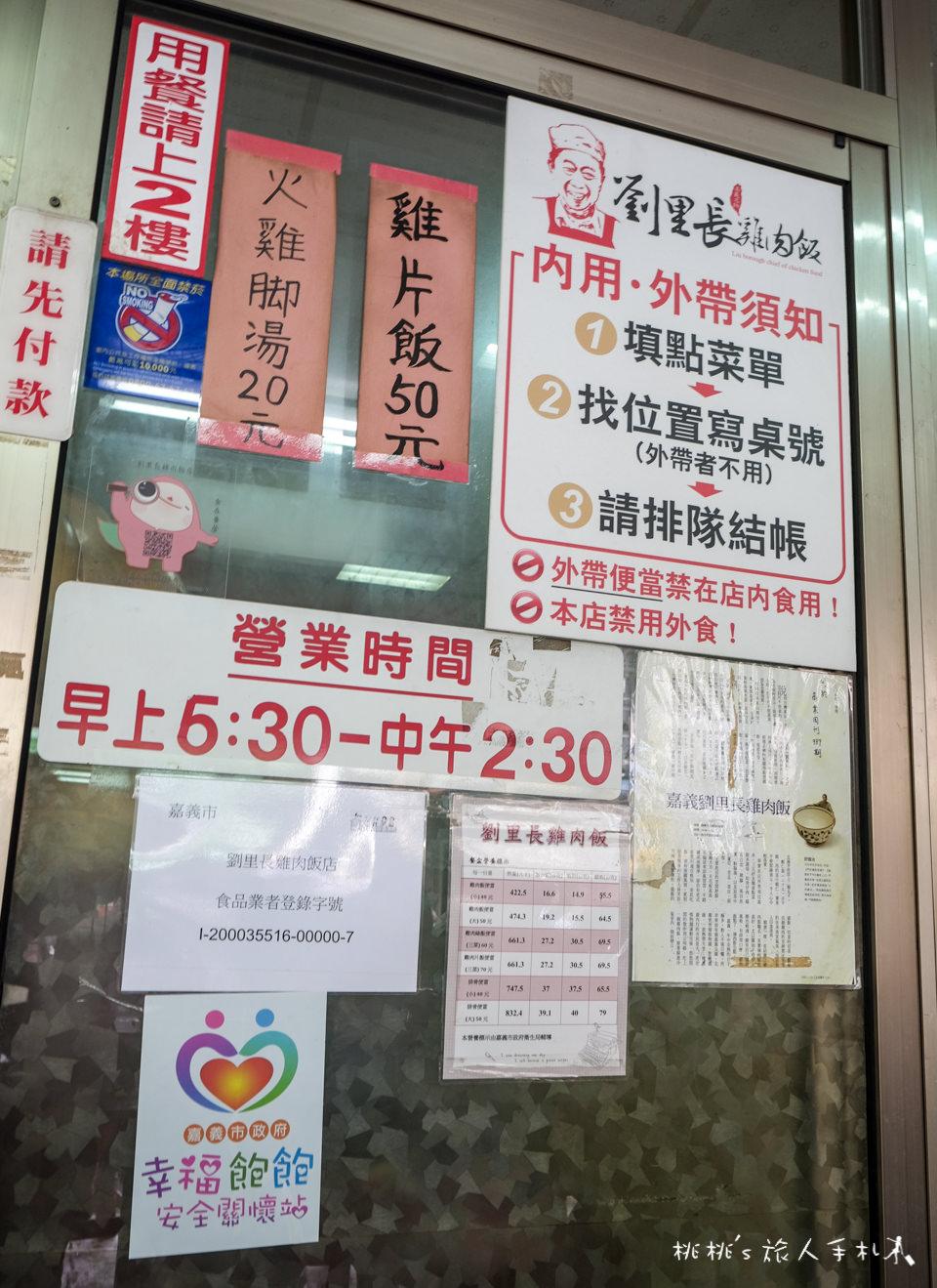 嘉義美食》劉里長雞肉飯│評價兩極的老店 究竟推不推薦呢?