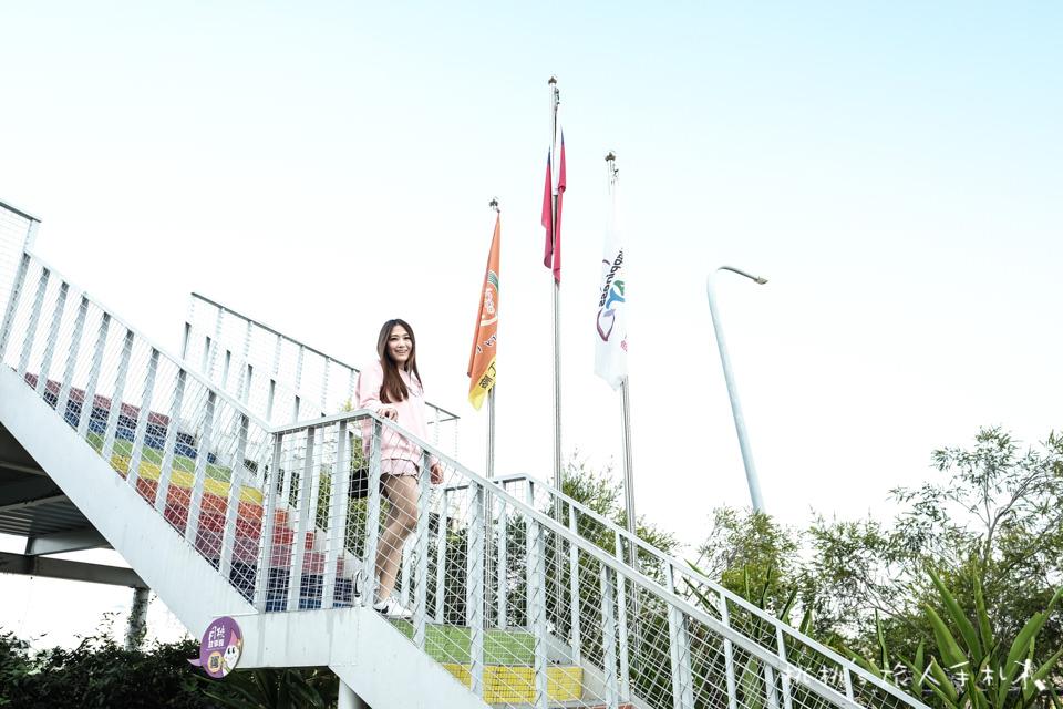 IG打卡景點》嘉義月桃故事館│愛心拱橋、彩虹階梯、DIY手作體驗等你來玩