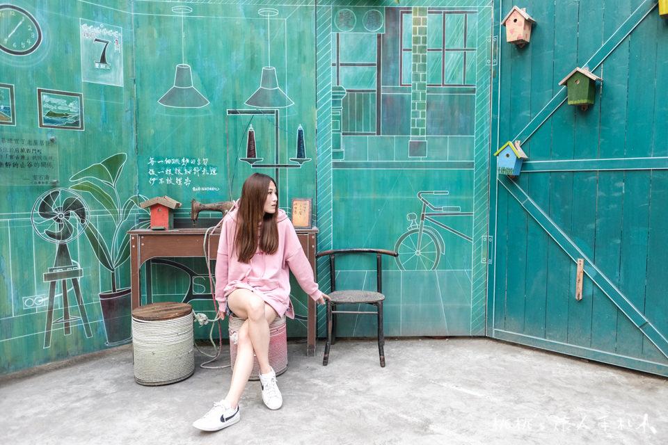 台南景點》蝸牛巷慢慢走│作家葉石濤筆下適合作夢的地方