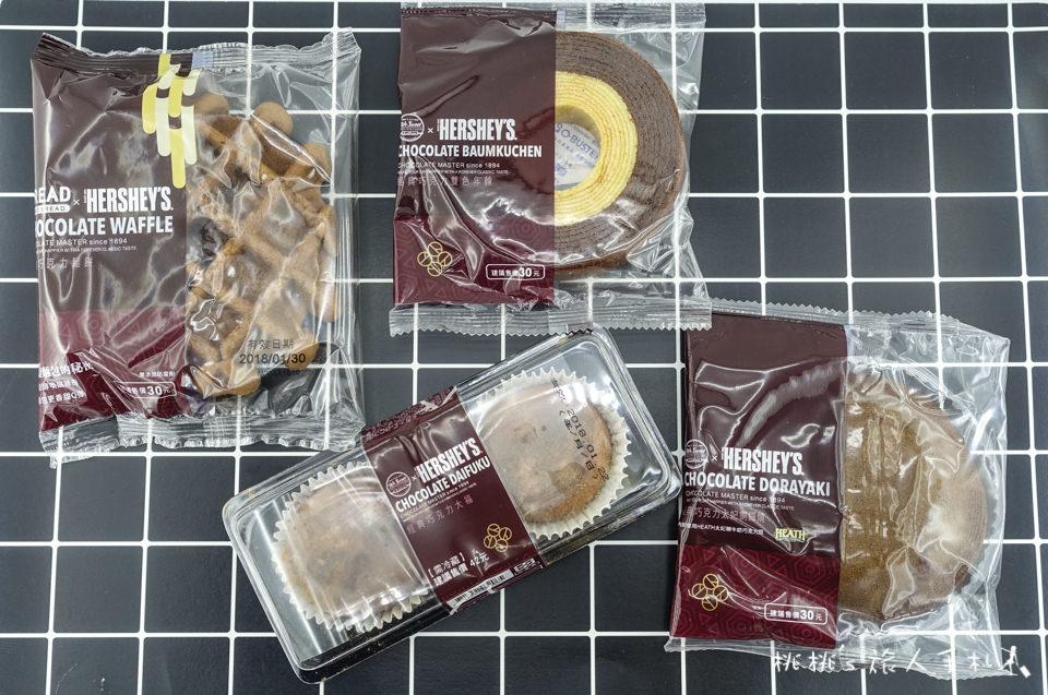 全聯》全聯HERSHEY'S巧克力饗宴安可派對│第二波新品火熱開箱