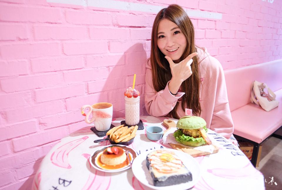 IG打卡美食》維京女王早午餐│板橋美拍餐廳,網美都來這裡了!