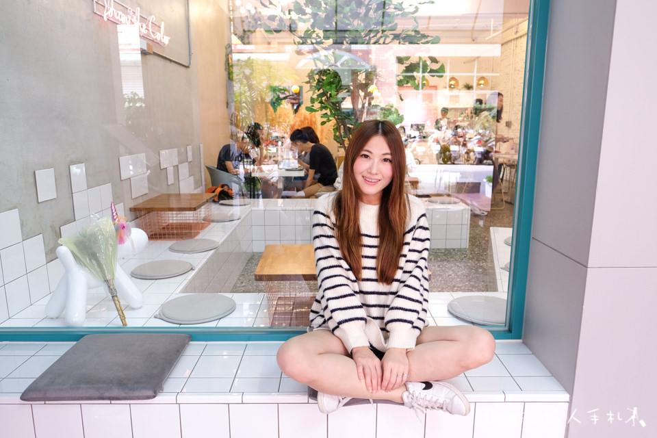 IG打卡餐廳》咖樂早午餐│板橋就有韓風咖啡廳 不必飛首爾!