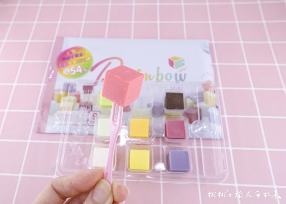 全家FamilyMart》彩虹方塊起司(綜合口味)│韓國原裝來台 火速開箱!