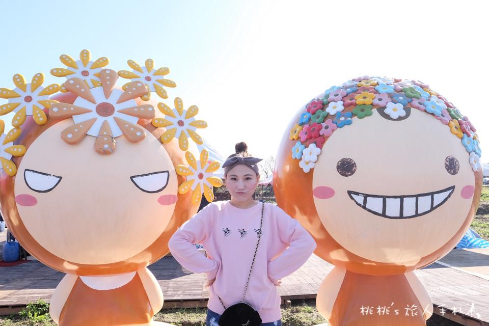 2018桃園彩色海芋季│10大拍照亮點裝置藝術 你都打卡了嗎?