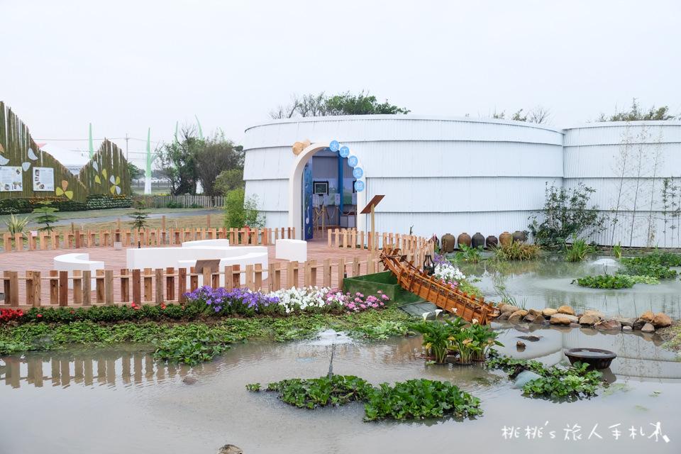 2018桃園農業博覽會》園區10大地景這樣拍!詳細交通停車接駁資訊介紹看這裡