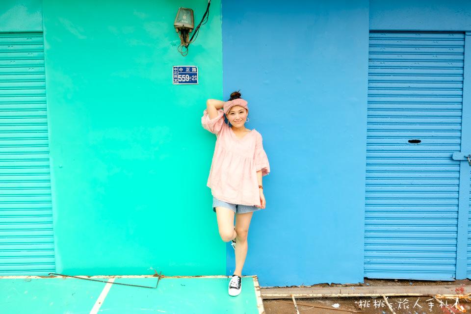 IG打卡景點》基隆正濱漁港│彩色小鎮最佳視角在這拍!