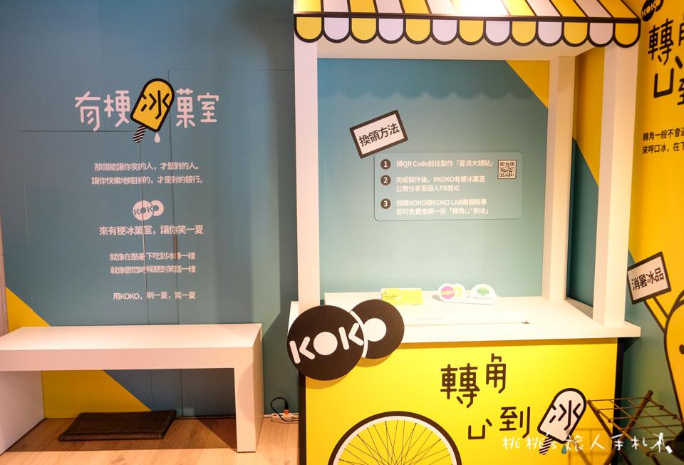 IG打卡景點》KOKO LAB有梗冰菓室│免費參觀 快來呷冰喔!