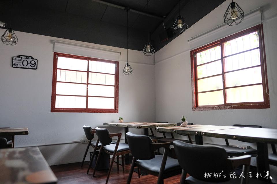 IG打卡餐廳》中壢 晴天咖啡sunny cafe│紅磚老屋咖啡廳彩繪注入新能量