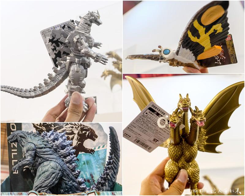 展覽》怪獸之王哥吉拉特展│巨型哥吉拉從地底竄出震撼登場!