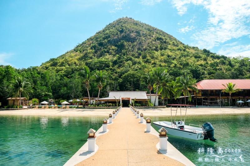 科隆島住宿》艾瑞歐瑪渡假村 El Rio Y Mar Resort│一島一飯店 超爽度假行程