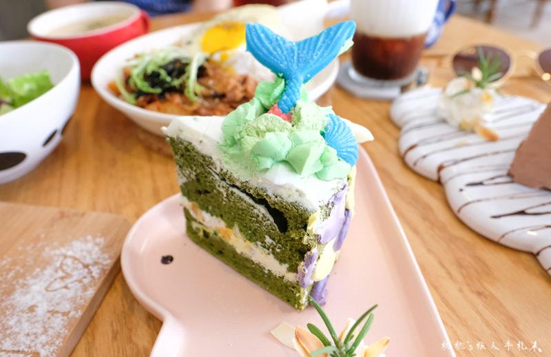 新竹打卡美食》微幸福MiNi Love Caf'e│可愛造型蛋糕限定推薦-IG打卡餐廳