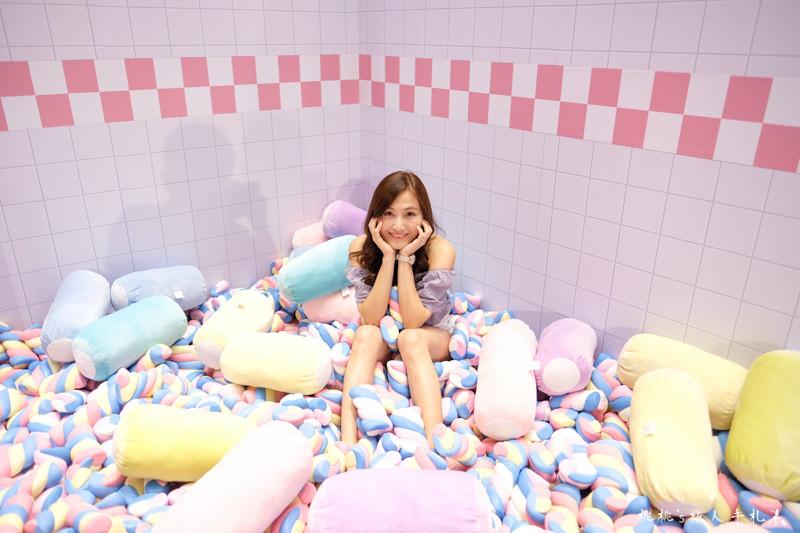 展覽》FANTASY LAB冰菓實驗室│甜蜜系打卡景點信義新光A11免費參觀