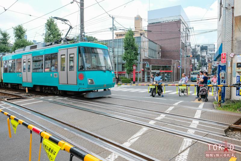 世田谷線散策》搭路面電車 感受不一樣的悠閒東京
