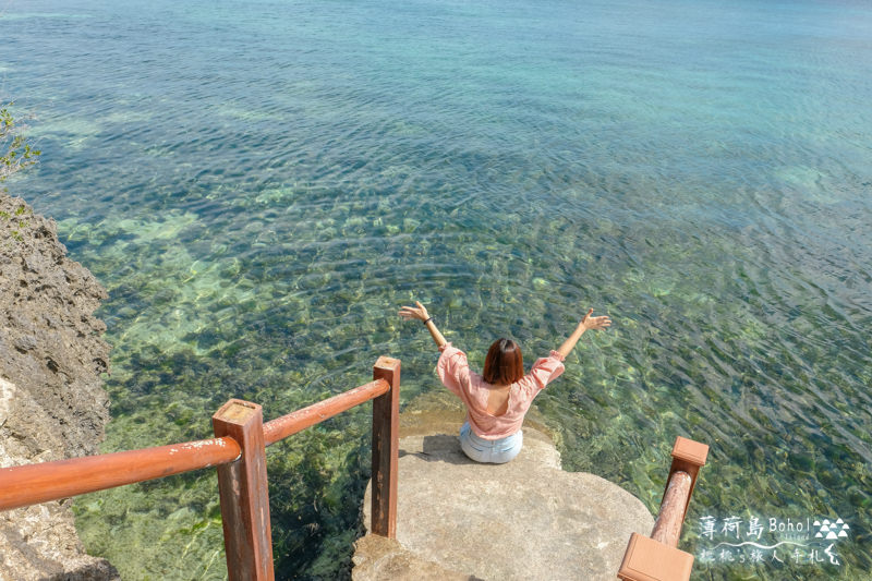 菲律賓宿霧薄荷島》海島度假行程規劃│飯店住宿.潛水浮淺.景點美食