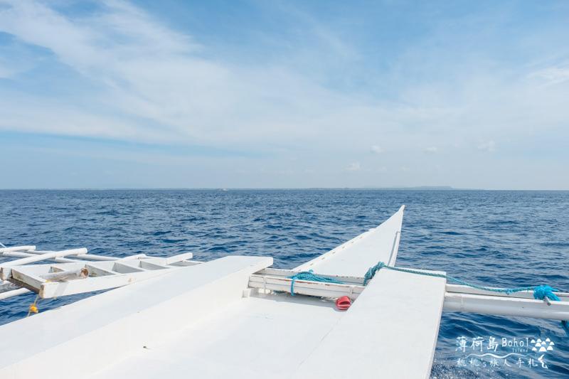宿霧薄荷島》海上行程推薦│追海豚、巴里卡薩島大斷層浮潛