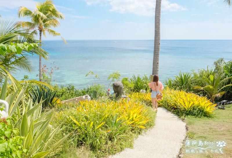 薄荷島美食》眼鏡猴海景餐廳&蜜蜂農場Alona Beach 強力推薦