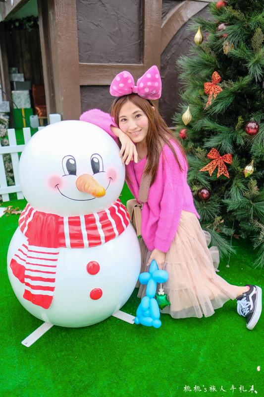2018聖誕節活動》六福村耶誕星願│耶誕大遊行.老公公見面會.耶誕大餐 驚喜不間斷