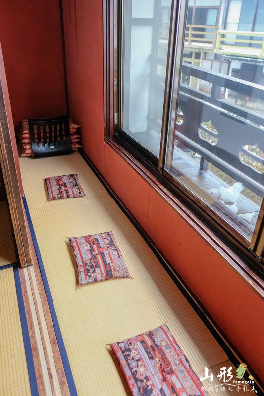 銀山溫泉住宿》古山閣溫泉旅館│一泊二食 街景房型推薦