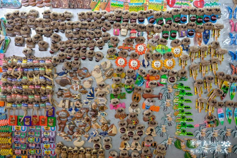 宿霧薄荷島》市區觀光行程推薦│巧克力山、眼鏡猴、漂流竹筏