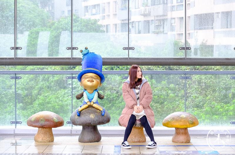 淡水新玩法》淡海輕軌幾米車站 13景點收集全攻略!