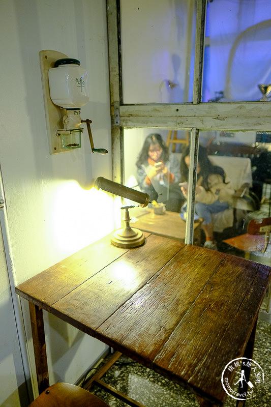 板橋咖啡廳》Merci vielle│內行人才找得到的安靜小店