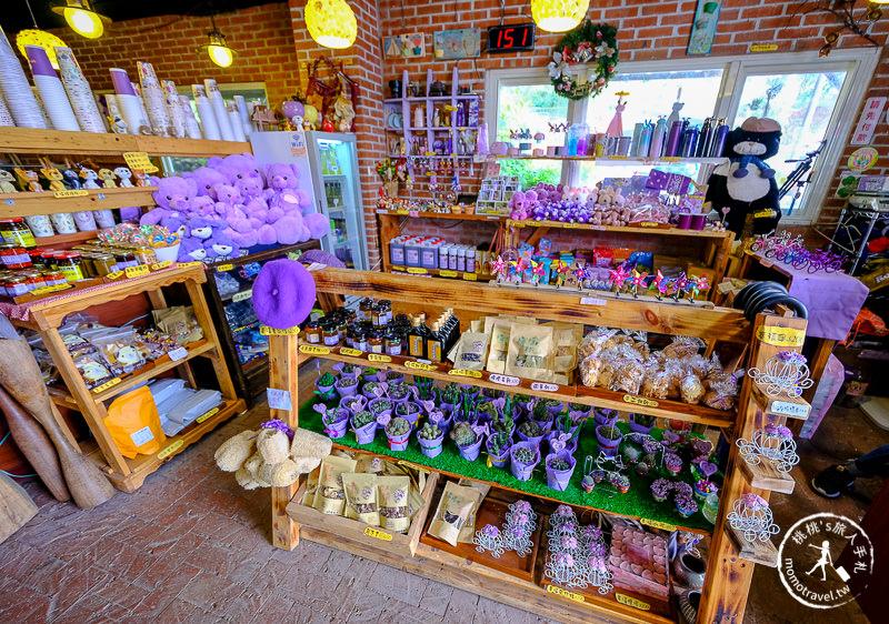 苗栗景點》噢哈娜咖啡屋│紫藤花海、園區拍照點推薦