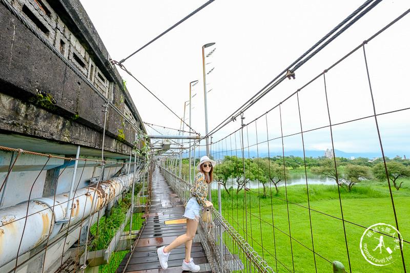 宜蘭景點》慶和橋津梅棧道│被遺忘的天空步道