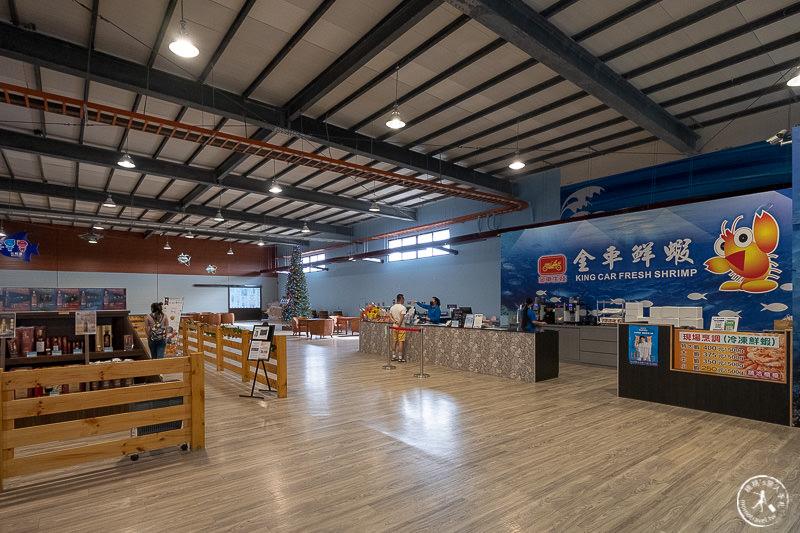 宜蘭景點》金車生技水產養殖研發中心│鯊魚透明觀景台