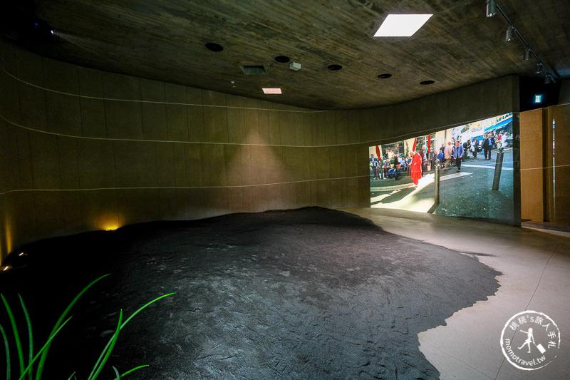 宜蘭景點》壯圍沙丘旅遊服務園區│沙丘上的電影美術館