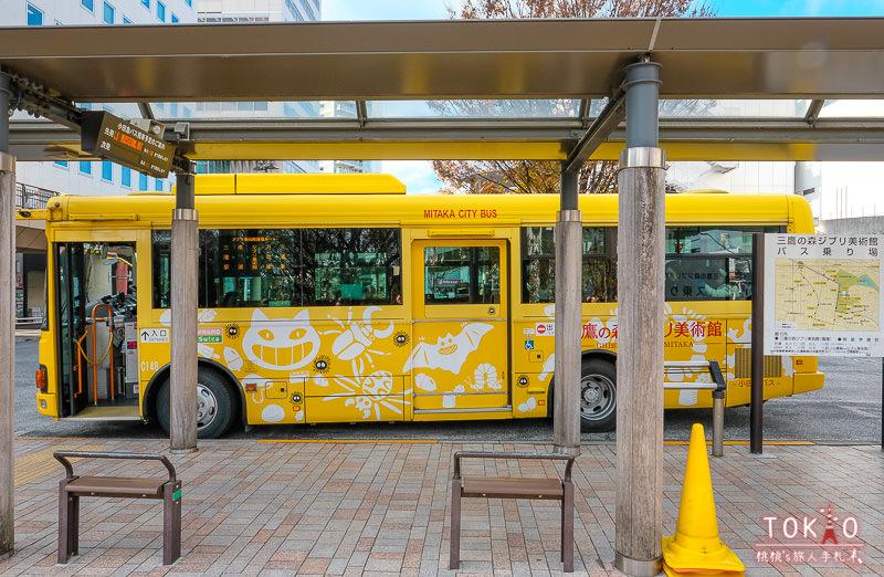 日本東京三鷹之森吉卜力美術館│交通.門票.紀念品.拍照點