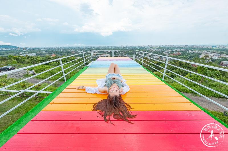 宜蘭景點》A.maze兔子迷宮│彩虹天梯刺激更勝天空步道
