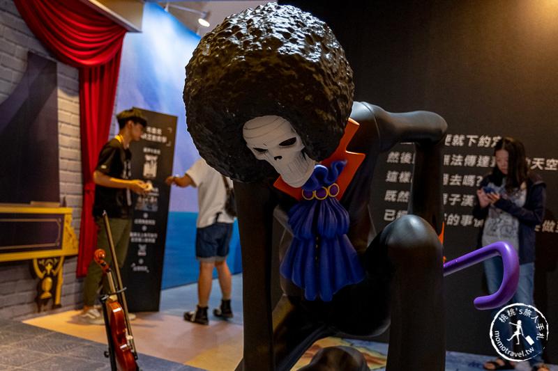 台北展覽》ONE PIECE 動畫20週年紀念特展│海賊迷們挺身而出吧!