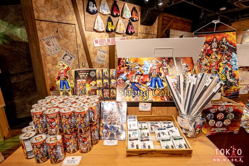 東京景點》東京鐵塔海賊王樂園│超值套票玩樂攻略