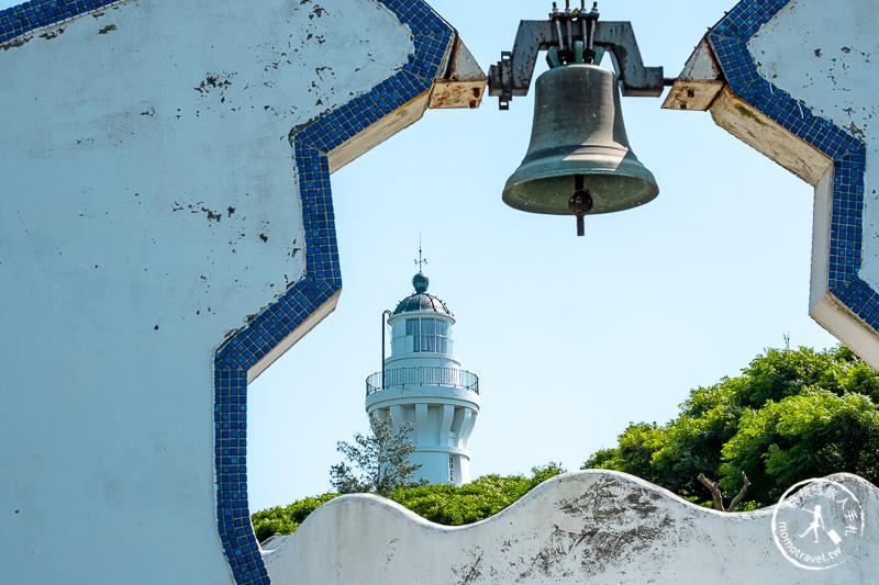 桃園景點》白沙岬燈塔│觀音海邊 隱藏版地中海景點
