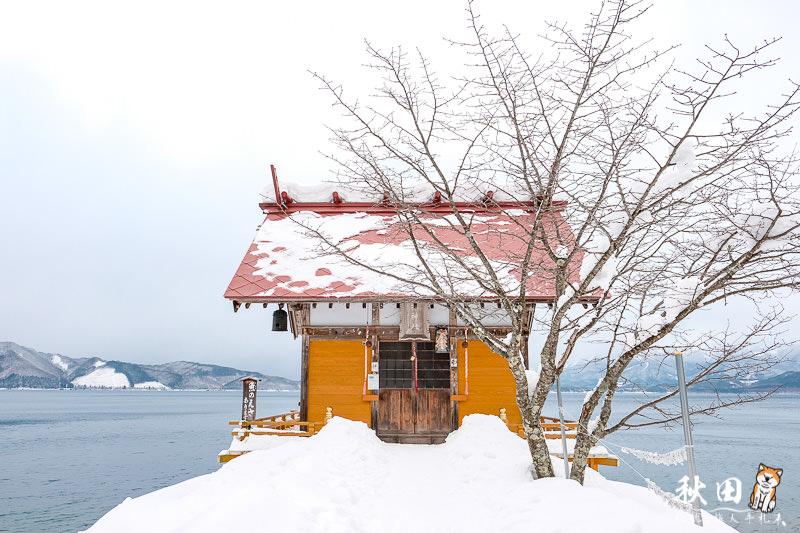 秋田景點》田澤湖環湖周遊巴士│田澤湖一周線景點一日遊