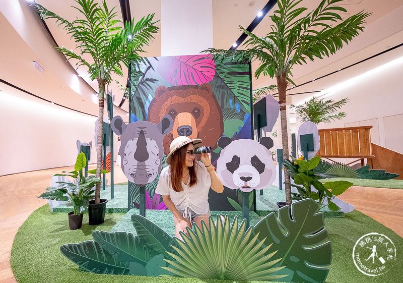 BELLAVITA週年慶限定活動》熱帶叢林小市集+探險打卡趣 奇幻開跑囉!