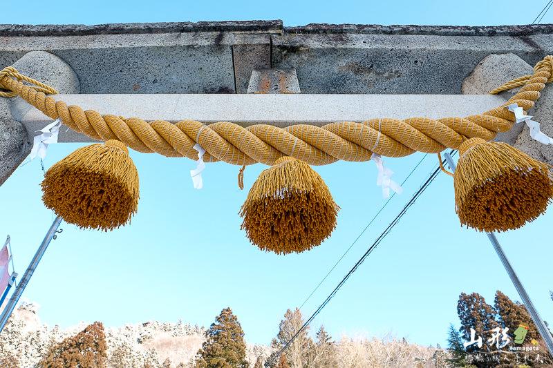 山形景點》山寺最美的季節│冬天雪景 立石寺觀光地圖