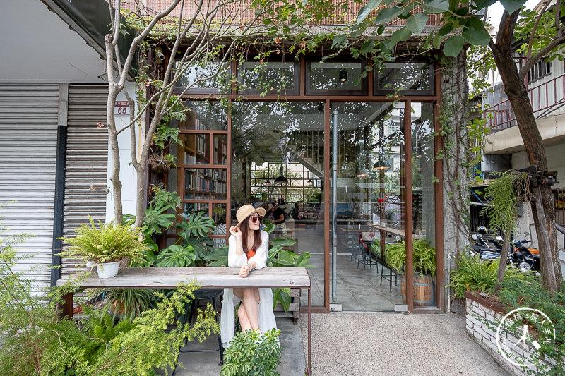 彰化咖啡廳》右舍咖啡│老宅咖啡廳 落地窗前的寧靜咖啡香